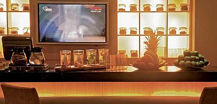 Richmond Nua Wellness & Spa Yeme / İçme