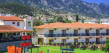 Riverside Garden Hotel Genel Görünüm