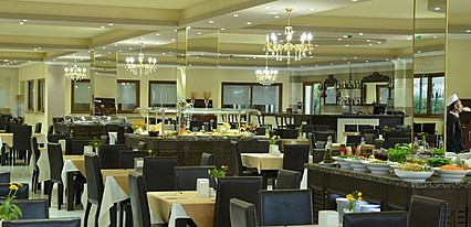 Riverside Garden Hotel Yeme / İçme