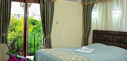 Riverside Garden Hotel Oda