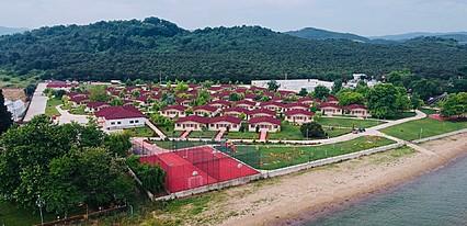 Rizom Tatil Köyü Havuz / Deniz