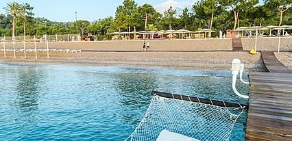Robinson Club Çamyuva Havuz / Deniz