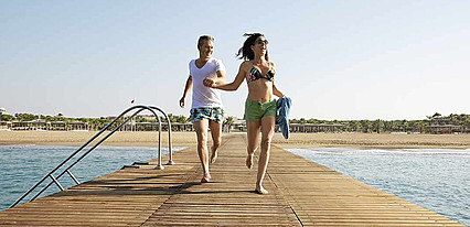 Robinson Club Nobilis Havuz / Deniz
