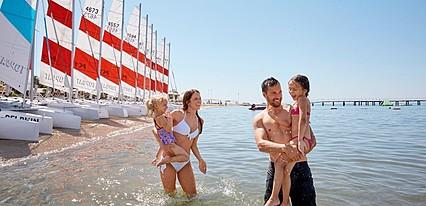 Robinson Club Pamfilya Havuz / Deniz