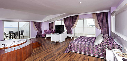 Roma Beach Resort Spa Oda
