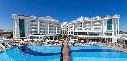 Roma Beach Resort Spa Genel Görünüm