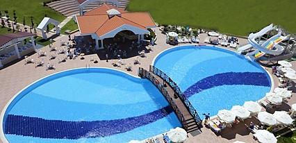 Roma Beach Resort Spa Havuz / Deniz