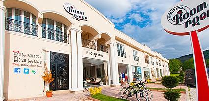 Room Room Butik Otel Genel Görünüm