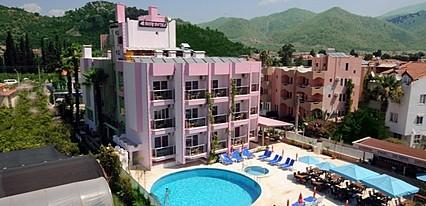 Rosy Hotel Genel Görünüm