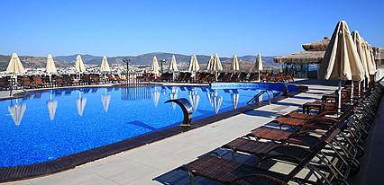 Royal Arena Resort Spa Havuz / Deniz