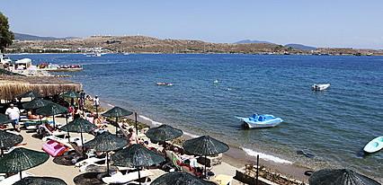Royal Asarlik Beach Hotel Havuz / Deniz
