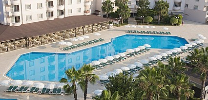 Royal Garden Select Hotel Havuz / Deniz
