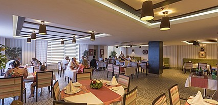 Royal Garden Select Hotel Yeme / İçme