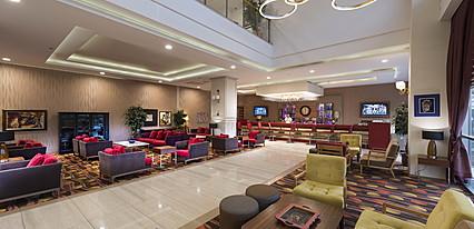 Royal Garden Suit Hotel Genel Görünüm
