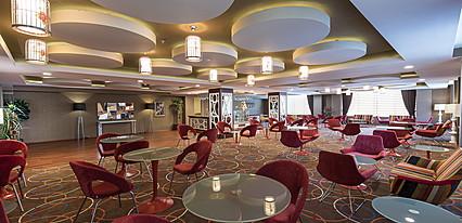 Royal Garden Suit Hotel Yeme / İçme