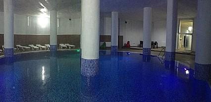 Royal Özçelik Otel Havuz / Deniz