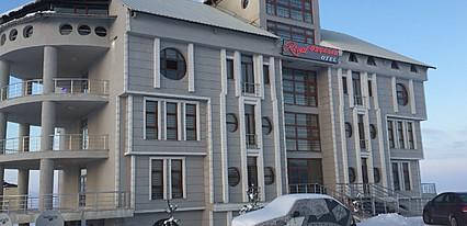 Royal Özçelik Otel Genel Görünüm