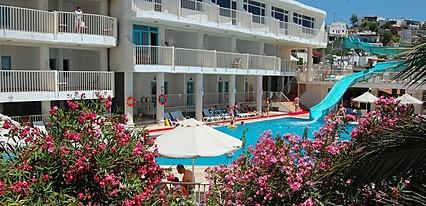 Royal Panacea Hotel Havuz / Deniz
