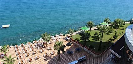 Royal Sebaste Hotel Havuz / Deniz
