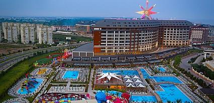 Royal Seginus Hotel Genel Görünüm