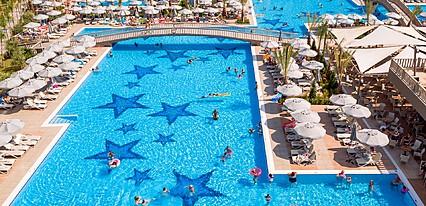 Royal Seginus Hotel Havuz / Deniz