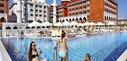 Royal Taj Mahal Hotel Side Genel Görünüm