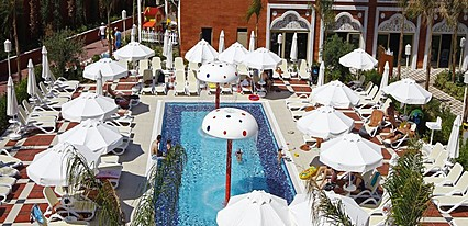 Royal Taj Mahal Hotel Side Havuz / Deniz