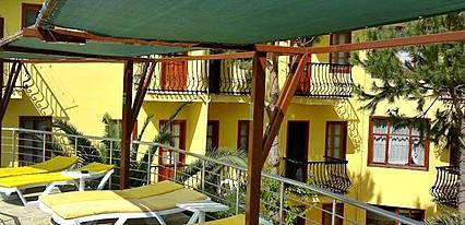 Rüya Otel Havuz / Deniz