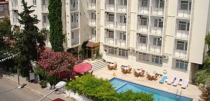 Saadet Hotel Genel Görünüm
