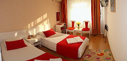Saadet Hotel Oda