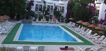 Safir Hotel Bodrum Havuz / Deniz