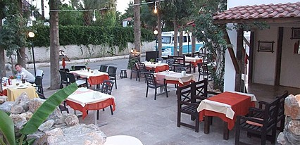 Safir Hotel Bodrum Yeme / İçme
