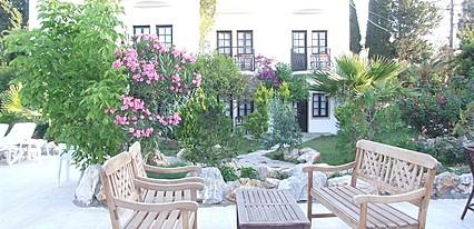 Safir Hotel Bodrum Genel Görünüm