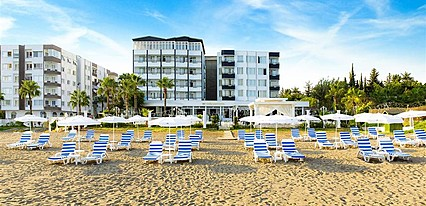 Sahil Martı Hotel Genel Görünüm