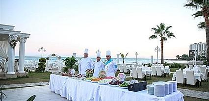 Sahil Martı Hotel Yeme / İçme
