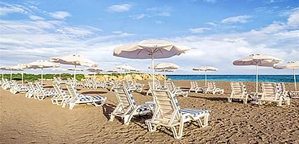 Sahil Martı Hotel Havuz / Deniz