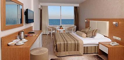 Sahil Martı Hotel Oda