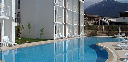 Sahra Su Holiday Village & Spa Havuz / Deniz