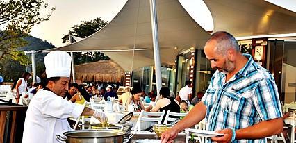Sahra Su Holiday Village & Spa Yeme / İçme
