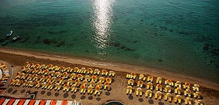 Salamis Bay Conti Hotel Havuz / Deniz