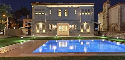 Salbakos Herakleia Boutique Hotel Havuz / Deniz