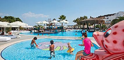 Salmakis Beach Resort Spa Havuz / Deniz