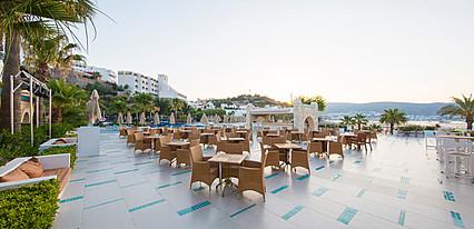 Salmakis Beach Resort Spa Yeme / İçme