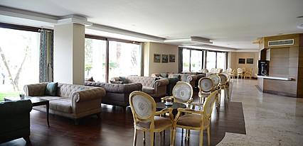Samara Hotel Genel Görünüm