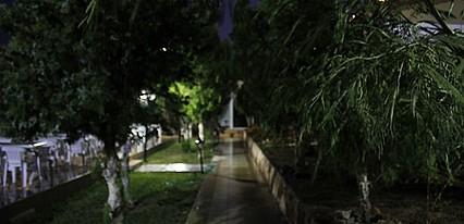 Şamdan Termal Otel Genel Görünüm