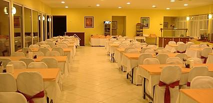 Şamdan Termal Otel Yeme / İçme