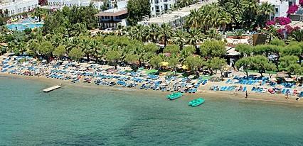 Sami Beach Hotel Genel Görünüm