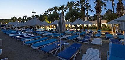 Sami Beach Hotel Havuz / Deniz