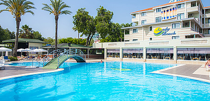 Sandy Beach Hotel Genel Görünüm