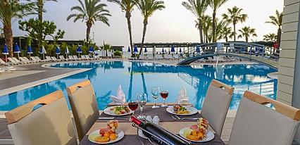 Sandy Beach Hotel Yeme / İçme